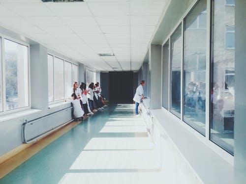 常规体检中外科检查